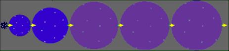 Skema model <em>flat universe</em> Freidmann