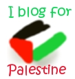 I Blog for Palestine