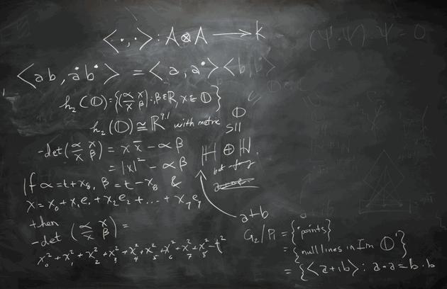 Bilangan Aneh Teori String
