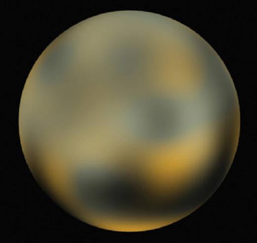 Pluto Tak Terprediksi