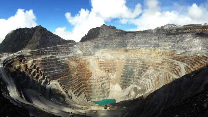 The Largest Gold Mine in the World — Orobel.biz