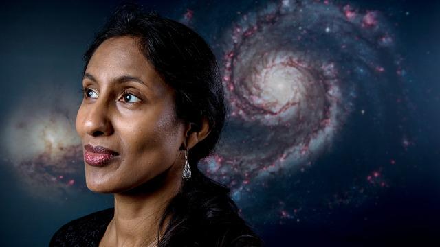 Video: Fisikawan University College London, Hiranya Peiris, menjelaskan bagaimana multiverse dapat diuji. (Andrew Testa untuk Quanta Magazine)