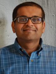 Surjeet Rajendran dari Universitas California, Berkeley. (Sarah  Wittmer)